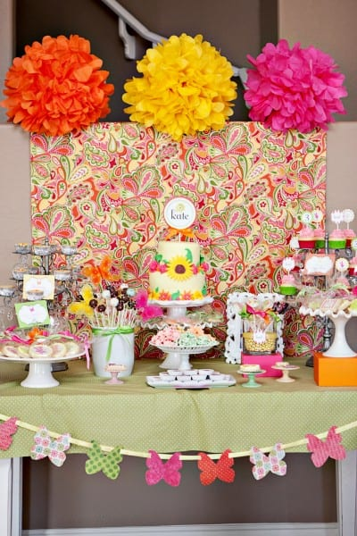 TRENDS: Beautiful Dessert Tables for Girls on Catch My ...