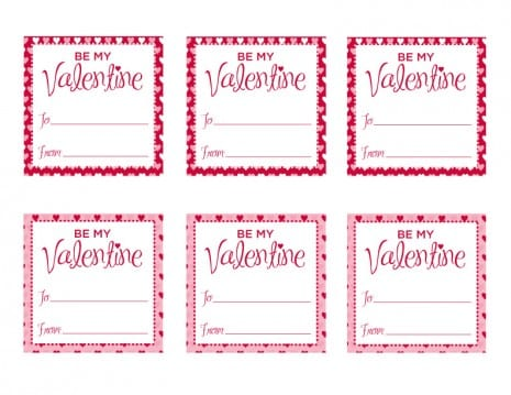 free valentine's day printables from magnolia creative co | catch, Ideas