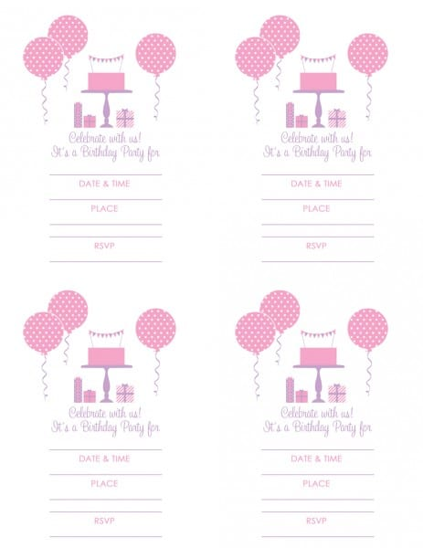 printable invitations free no download Minimfagencyco