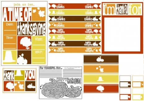 free-thanksgiving-dinenr-decorations-printable