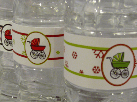 free-holiday-baby-shower-water-bottle-labels