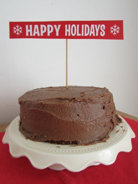 free-happy-holidays-christmas-party-mini-cake-bunting