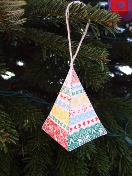 hp-paper-triangle-pyramid-ornament