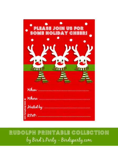 printable christmas party invitations gangcraft net christmas party printables from bird s party catch my party party invitations