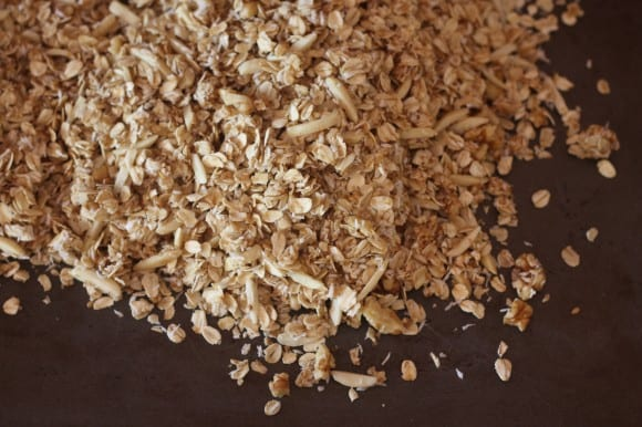 Nutty, Crunchy, Not-too-Sweet Granola | CatchMy Party.com