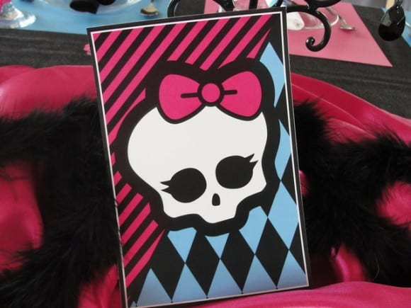 trends} monster high parties on catch my party  catch my party, Birthday card