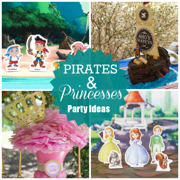 pirate-princess-party-ideas