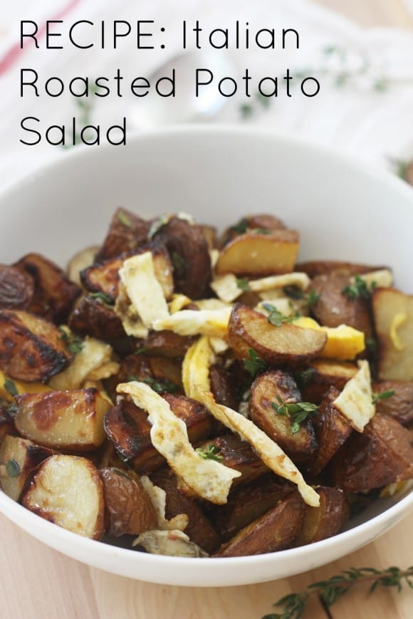 italian-roasted-potato-salad-recipes