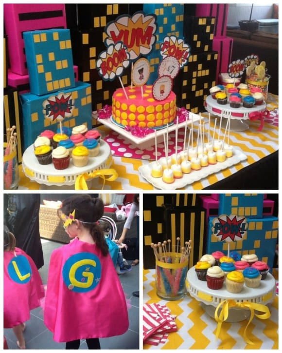 girl-superhero-birthday-party