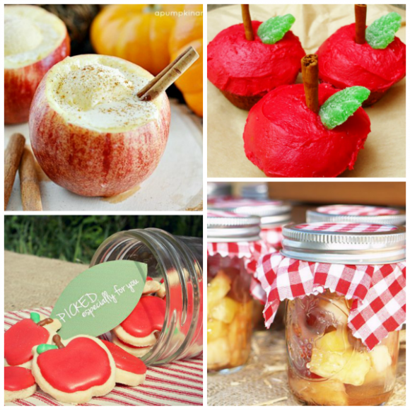 Apple party ideas | CatchMyParty.com