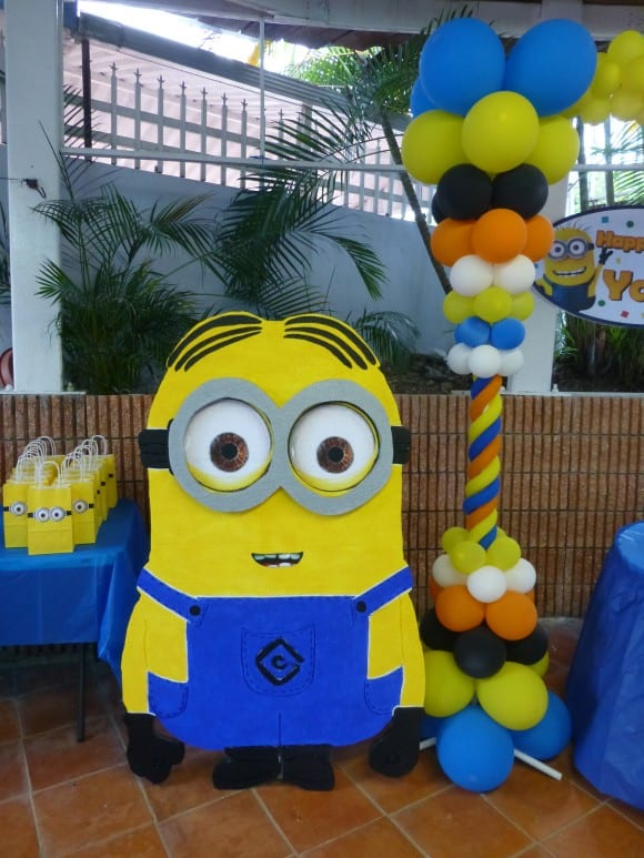Despicable Me Decoration