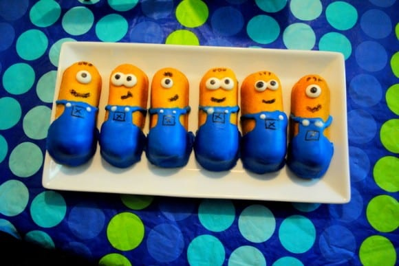 Despicable Me Twinkies