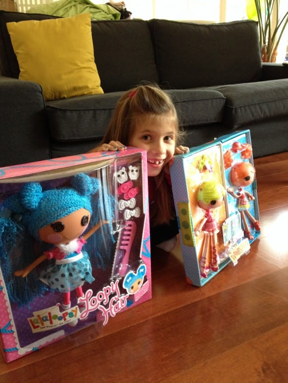 Lalaloopsy Doll review