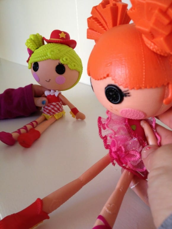 Lalaloopsy dolls party ideas