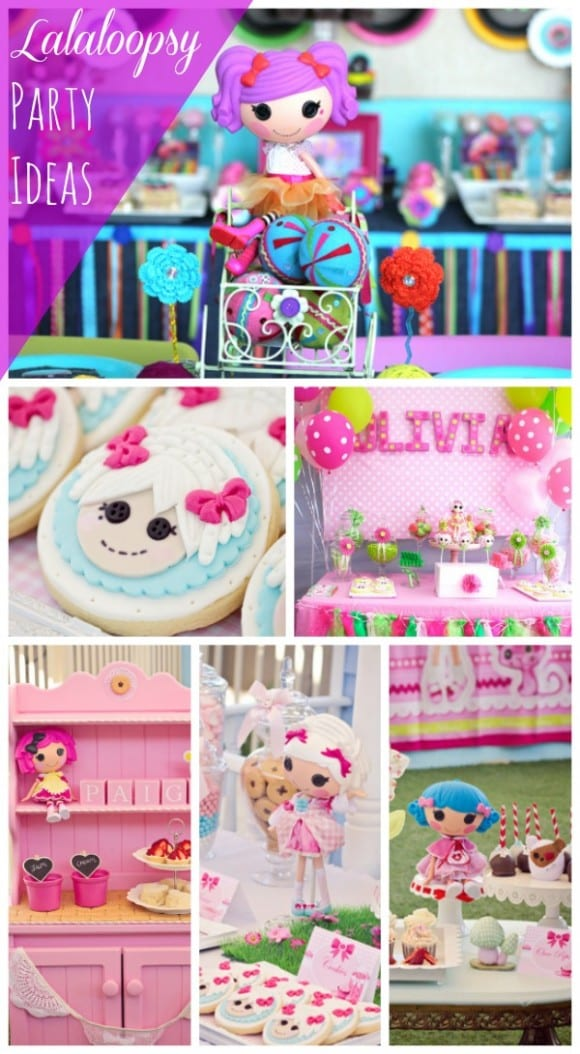 Lalaloopsy-party-ideas