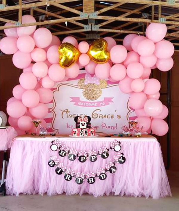 9 Things You Must,Have at Your Minnie Mouse Party!