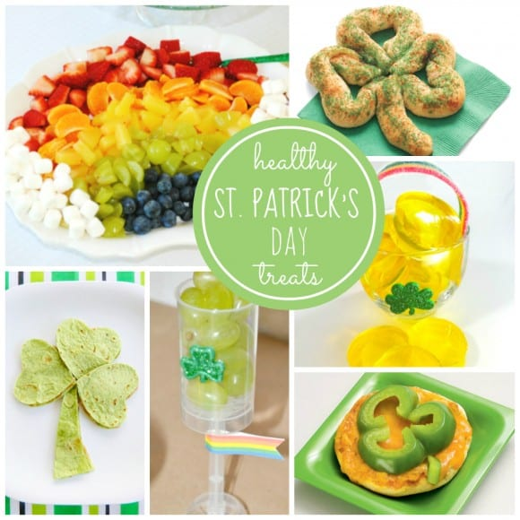 Healthy St. Patrick's Day Treats