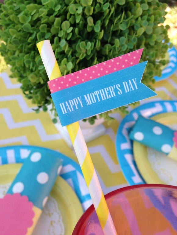 Mother's Day Party Ideas | CatchMyParty.com