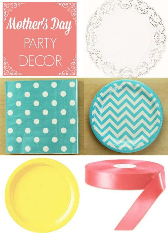 Mother's Day Party Decor | CatchMyParty.com
