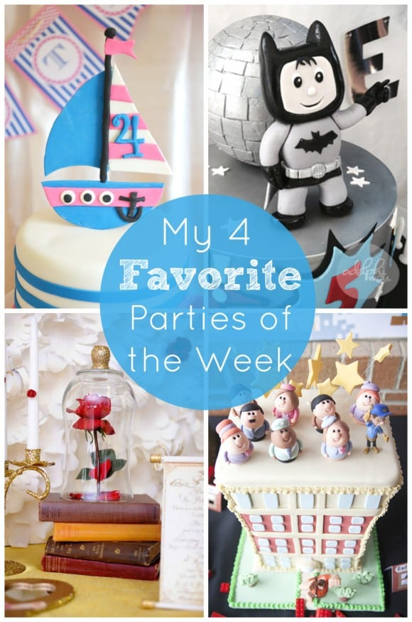 My Favorite Parties of the Week April 20 | CatchMyParty.com
