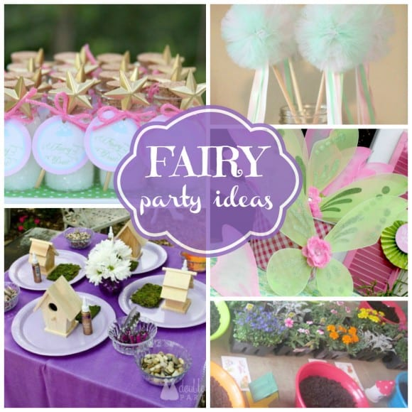 Diy mother39s day gifts fairy party ideas and balloon for These diy party decorations are incredible