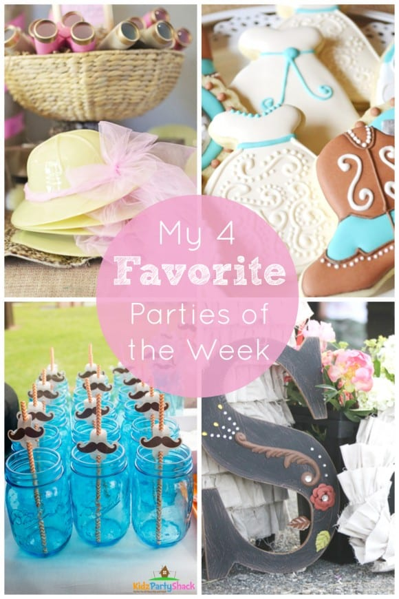 My 4 Favorite Parties of the Week June 1 | CatchMyParty.com