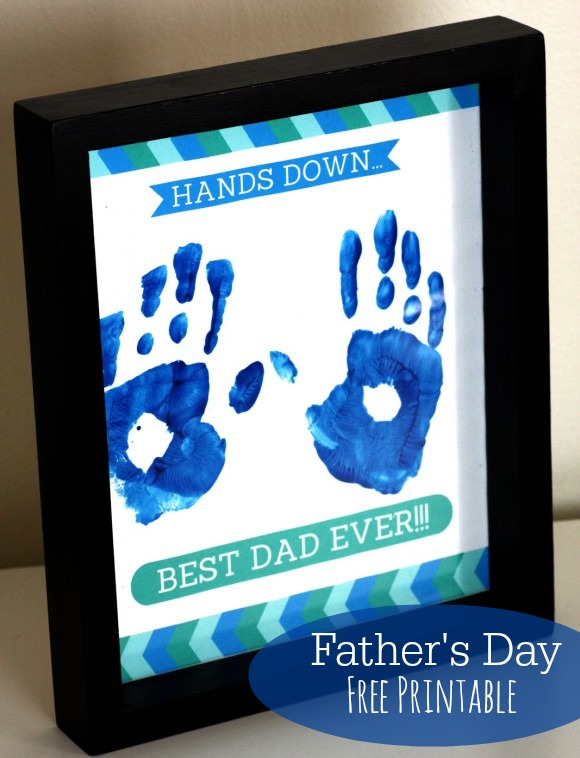 Last minute homemade father 39 s day gift ideas for kids for Best gifts for fathers day