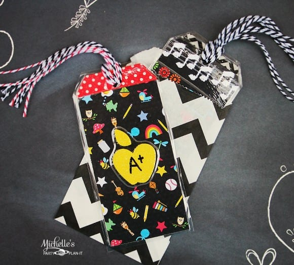 Back to School Craft Ideas - Bookmarks DIY | CatchMyParty.com