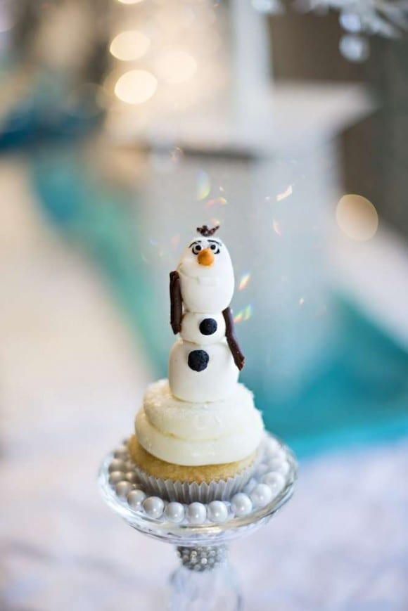 16 Awesome Frozen Party Treat Ideas | CatchMyParty.com