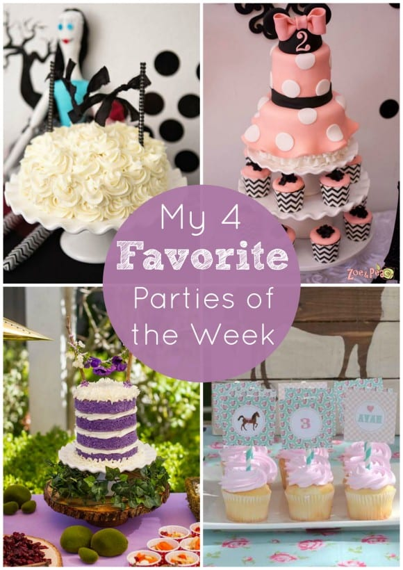 A Minnie Mouse party and more! CatchMyParty.com
