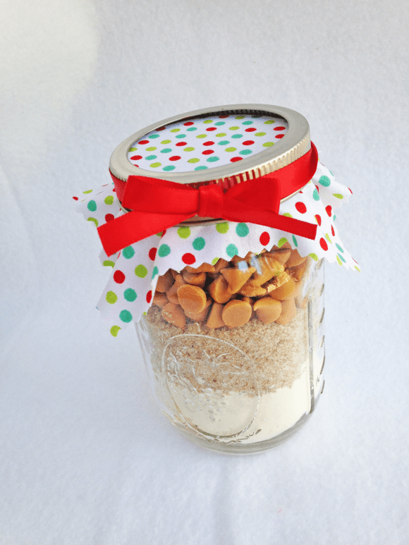 Cookie Mix Party Favors DIY | CatchMyParty.com