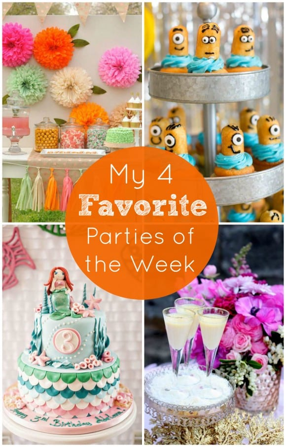 Floral fox party and more | CatchMyParty.com