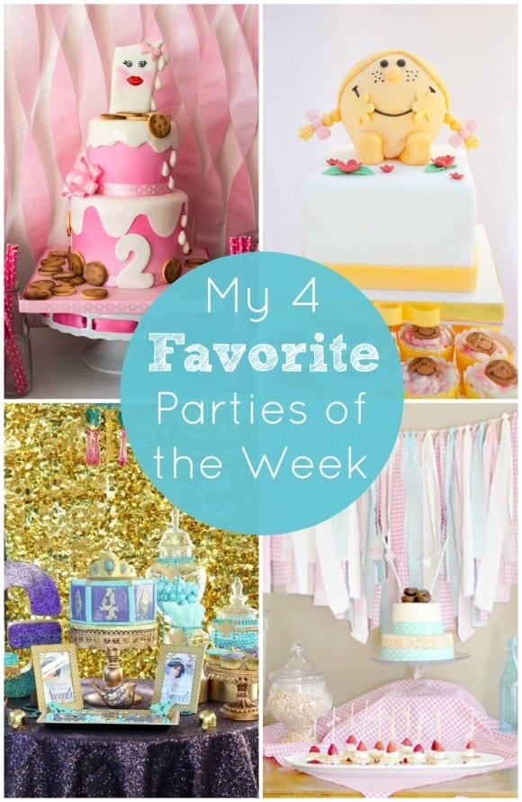 Milk and cookies party and more favorites from CatchMyParty.com