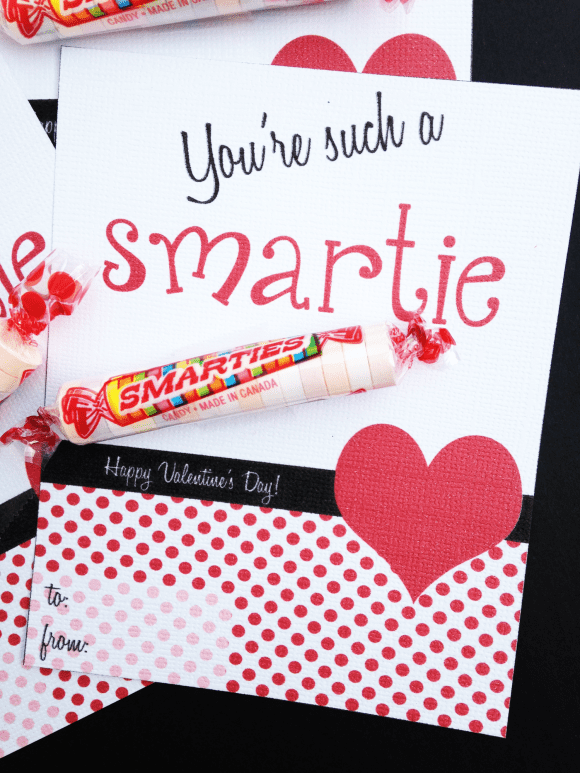 Free Printable Classroom Valentines – Valentine Cards for Classroom