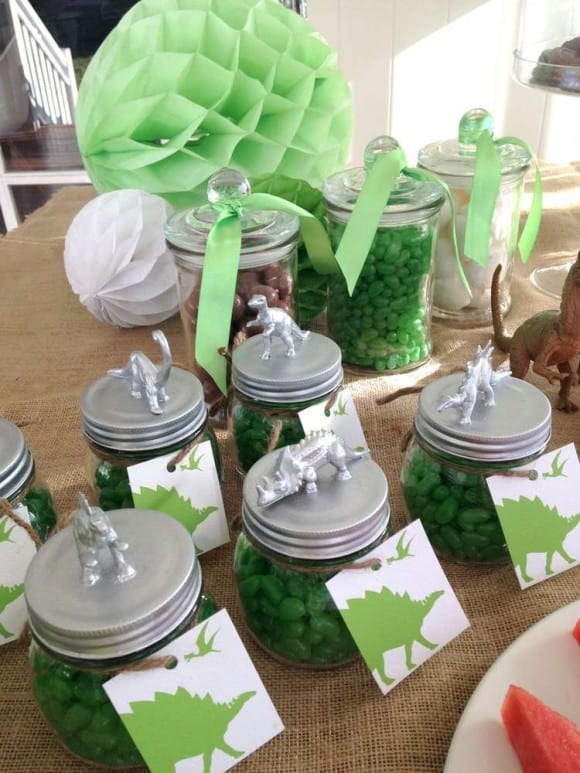... and our dinosaur party ideas on our dinosaur party Pinterest board