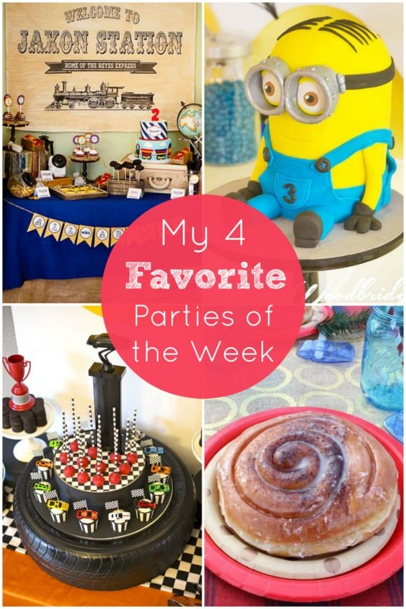 Minion party and more | CatchMyParty.com