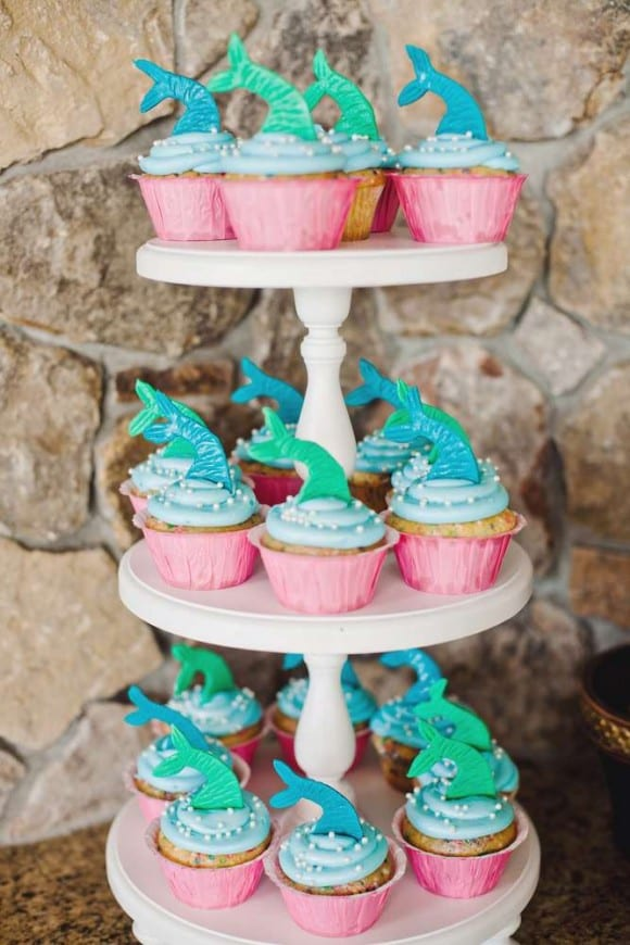 10 Amazing Mermaid Party Ideas Catch My Party