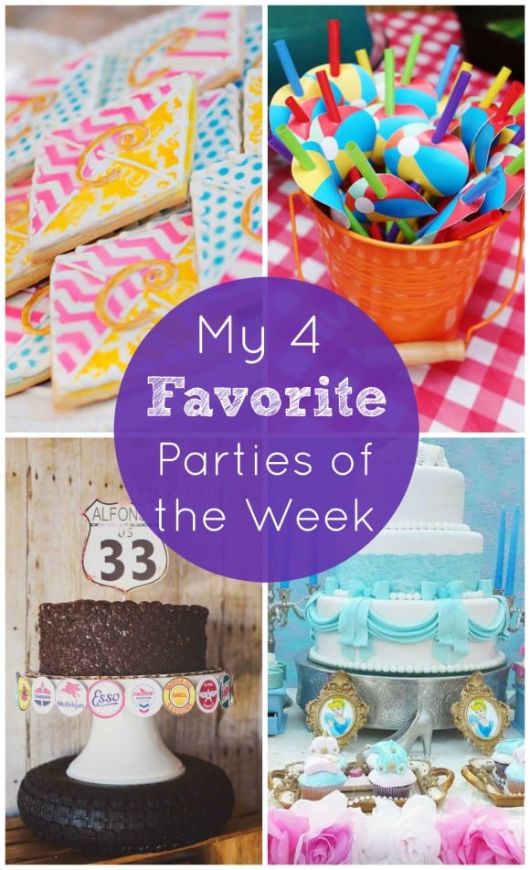 My 4 Favorite Parties of the Week | CatchMyParty.com