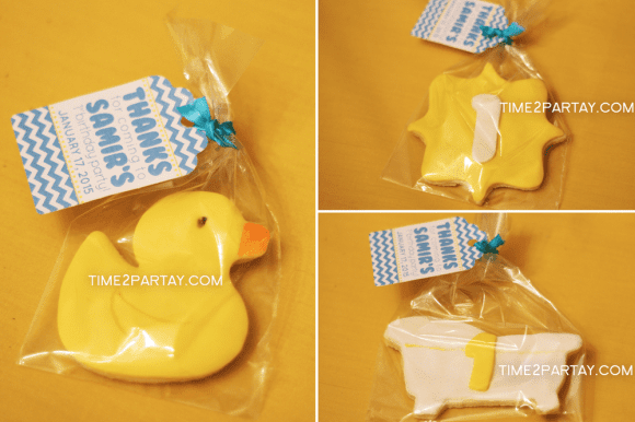 Duck cookies | CatchMyParty.com
