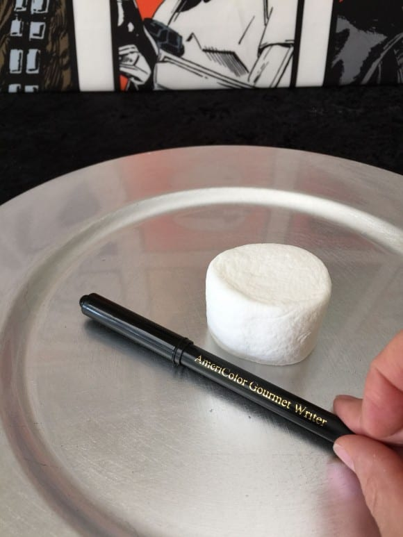 Stormtrooper Marshmallow supplies | CatchMyParty.com