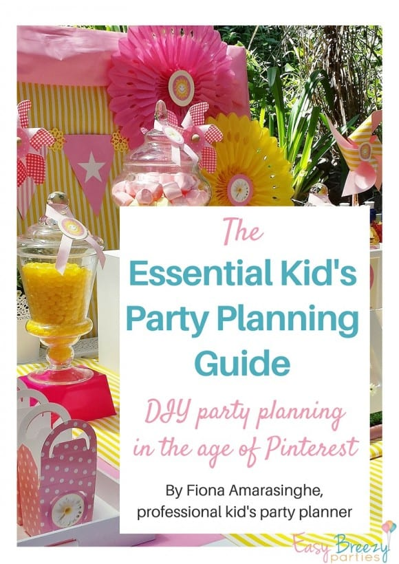 Essential Kids Guide Cover | CatchMyParty.com