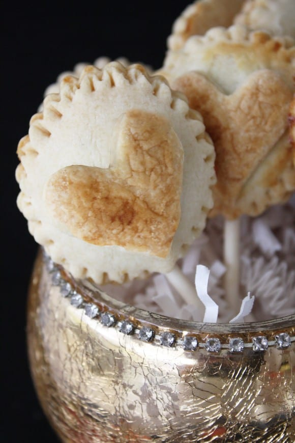 Apple Pie Pop Recipe | CatchMyParty.com