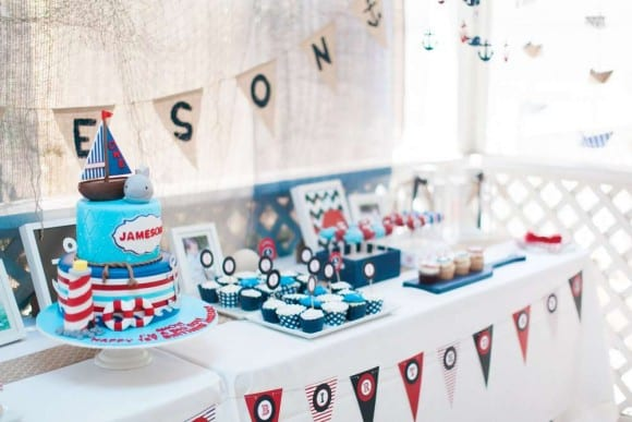 10 Most Popular Boy 1st Birthday Party Themes