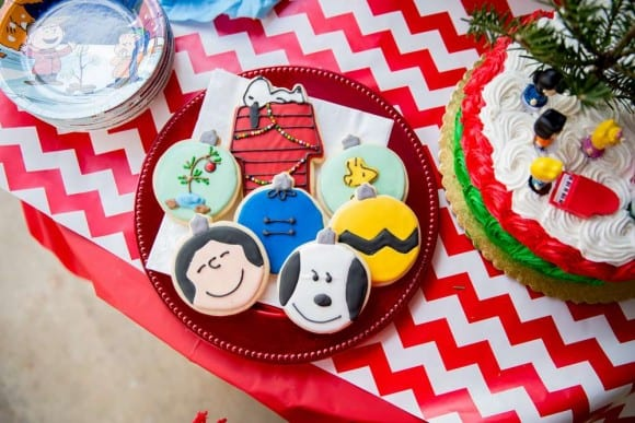 Snoopy party | CatchMyParty.com