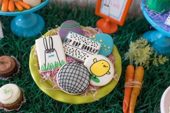 Easter party | CatchMyParty.com