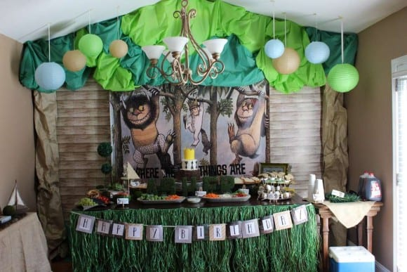 Where the Wild Things Are | CatchMyParty.com