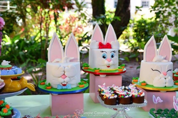 Easter bunny party | Catchmyparty.com