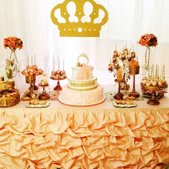 The 12 Most Popular Baby Shower Themes For Girls Catch My Party