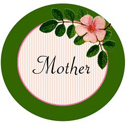 Free Mother's Day flower printables | CatchMyParty.com
