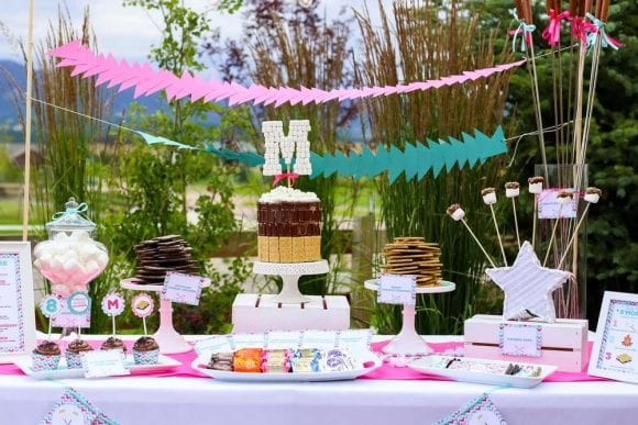 14 Must See Smores Party Ideas